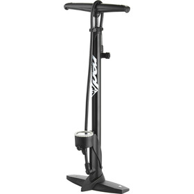 Red Cycling Products Big Air One Alu Floor Pump, black/black